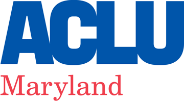 ACLU of Maryland - logo
