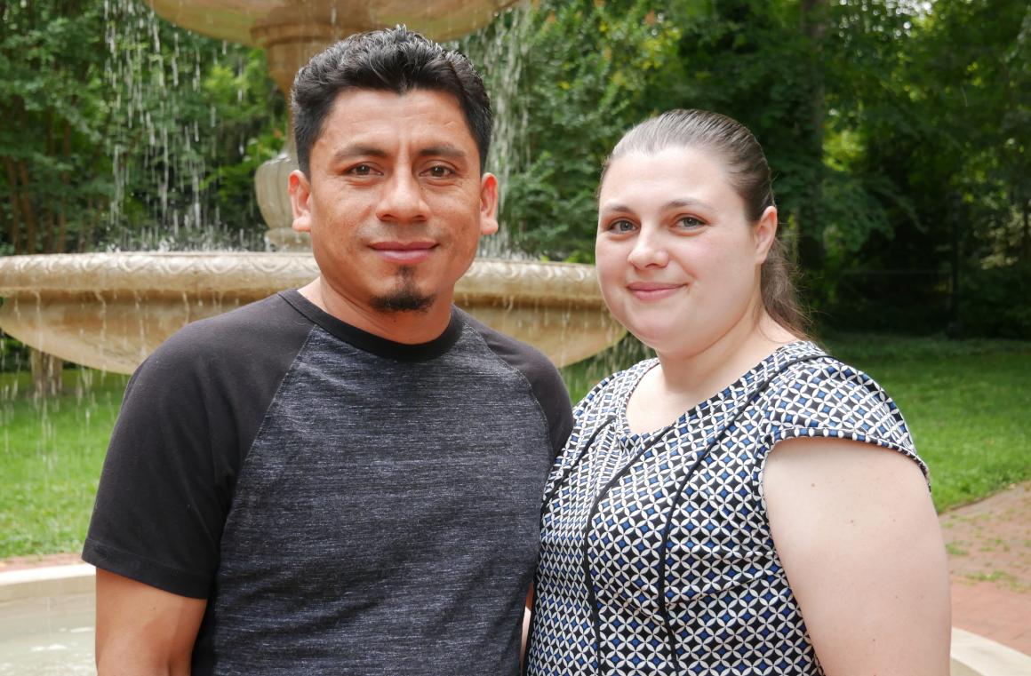 Elmer and Alyse Sanchez