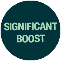 Significant Boost