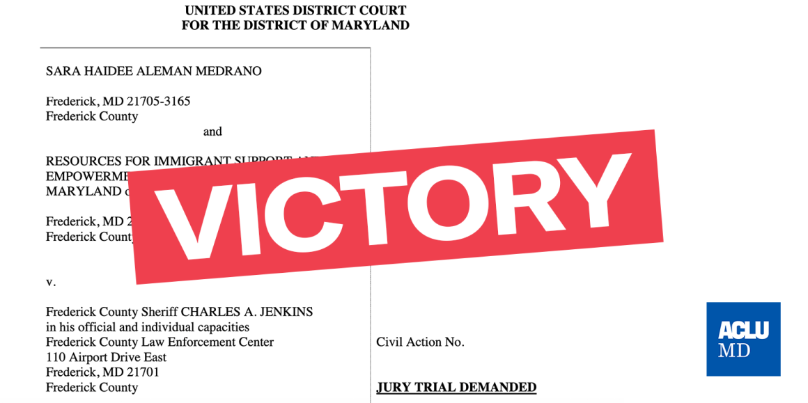 Medrano v Jenkins complaint filing with VICTORY stamp