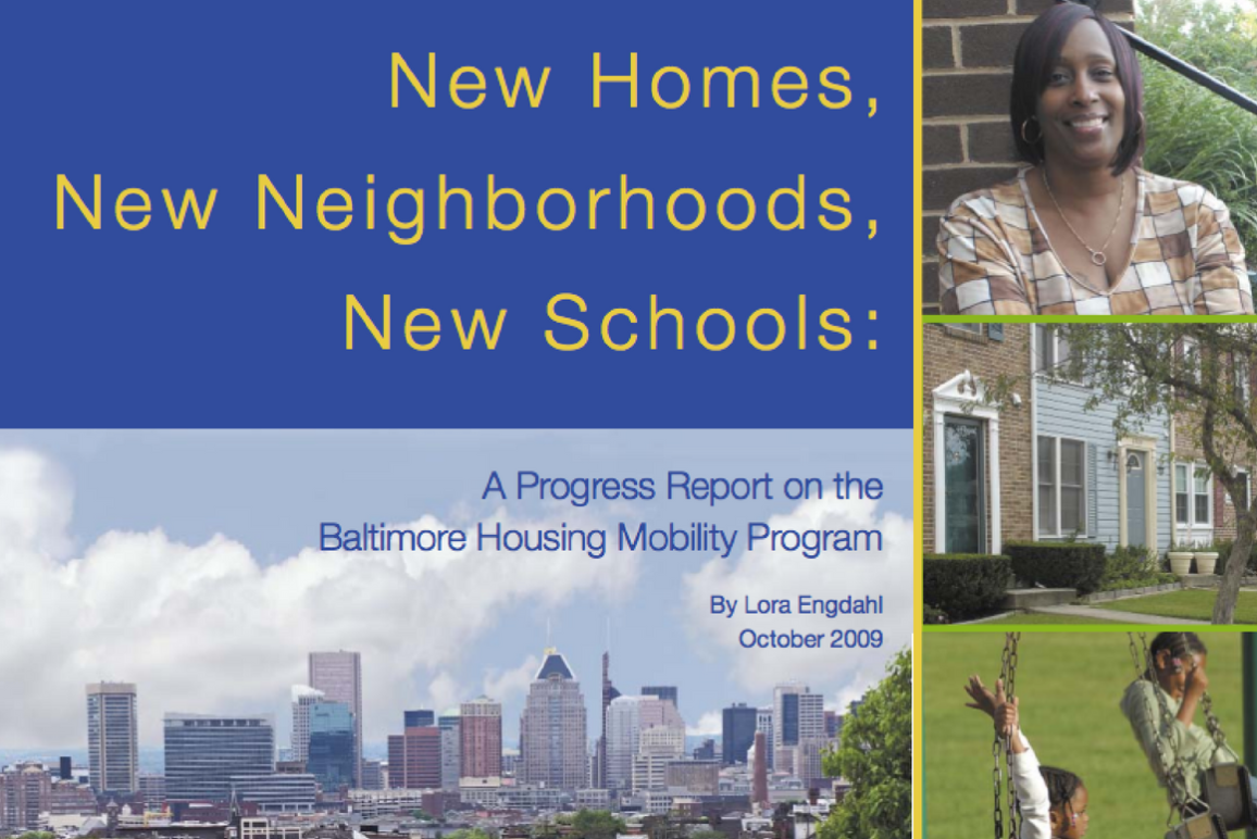Baltimore Housing Mobility Program