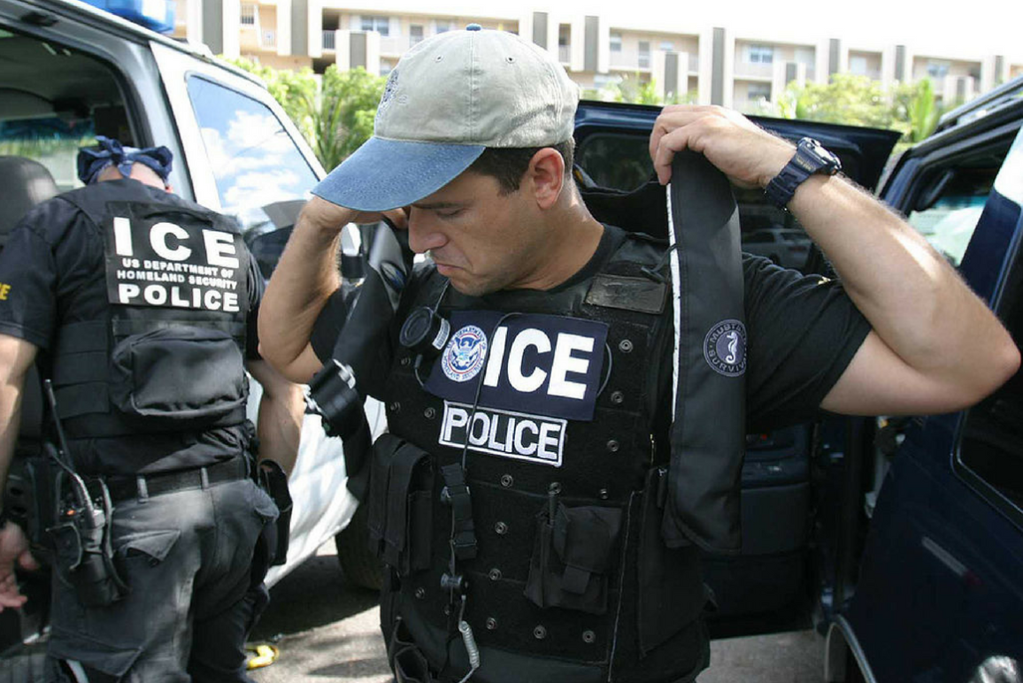 Immigration and Customs Enforcement SWAT