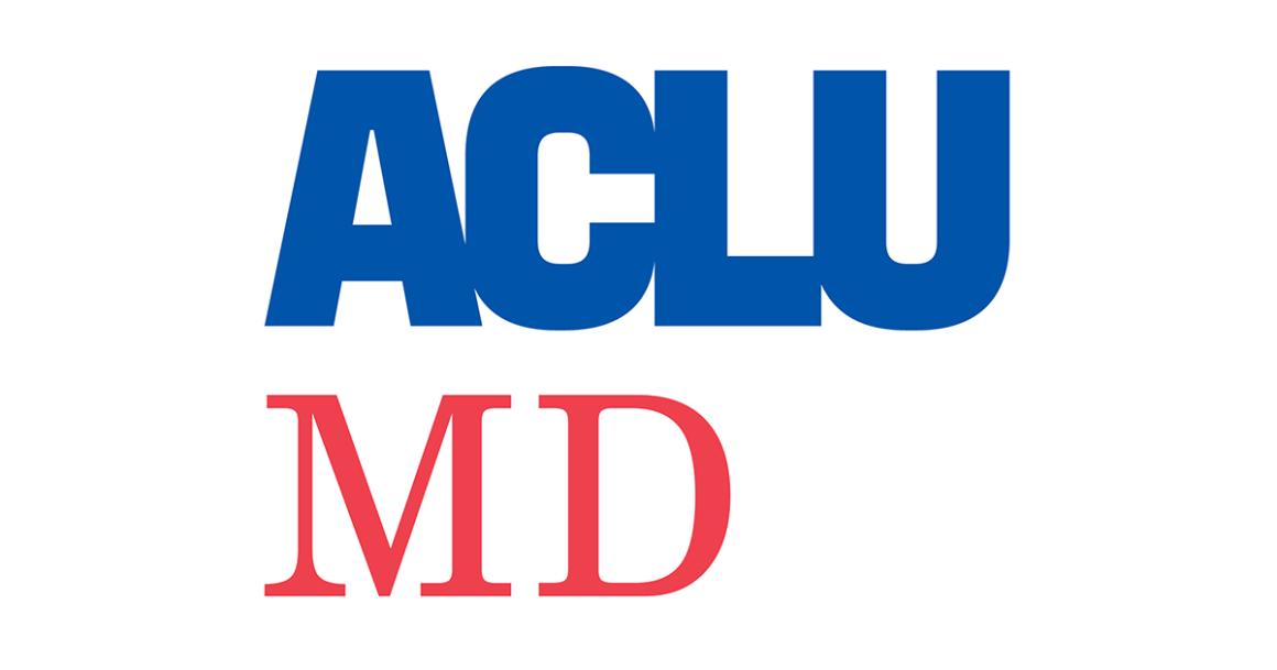 ACLU of Maryland abbreviated logo