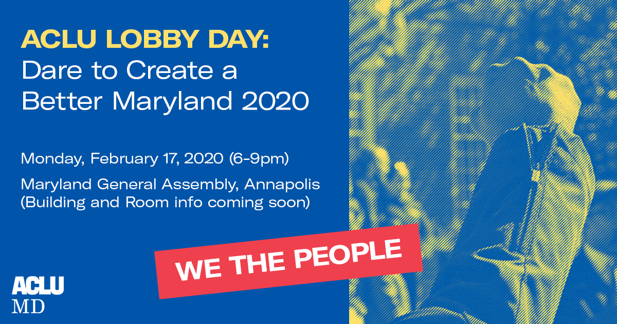 maryland general assembly 2020